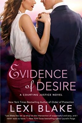 ARC Review | Evidence of Desire by Lexi Blake – Books